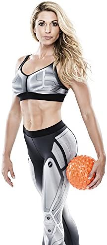 Bionic Body Foam Massage Ball Recovery Roller for Strength and Cardio Training Power Lifting product image