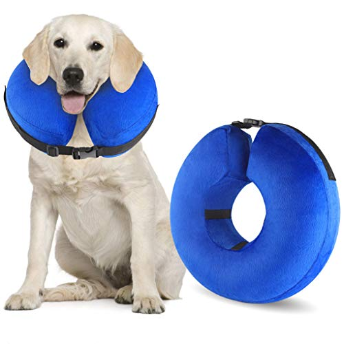 Wangou Protective Inflatable Cone Collar