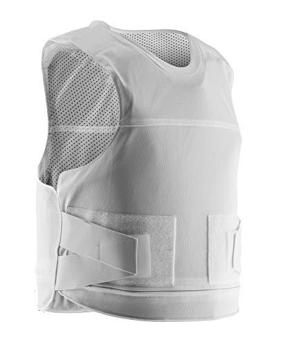 BSST Bulletproof Vest Jacket, Weiß (White), 32