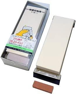 亀印 高級台付仕上砥石 修正用名倉付 GL-3000P