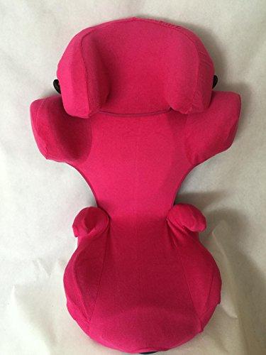 Sommerbezug Schonbezug Frottee für Kiddy Cruiserfix 3 Frottee 100{a6c483c25aee6e68d2a6eacd27d09d2466aff8eb78d1ae19169a624633bf3716} Baumwolle pink