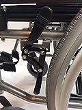 Trendmobil Rollstuhl TMB Faltrollstuhl Transportrollstuhl Reiserollstuhl mit Steckachsensystem Sitzbreite 45 cm - 7