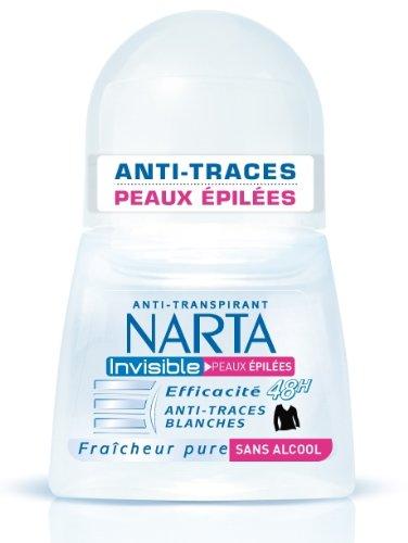 NARTA - Déodorant Femme Bille Anti-Transpirant...