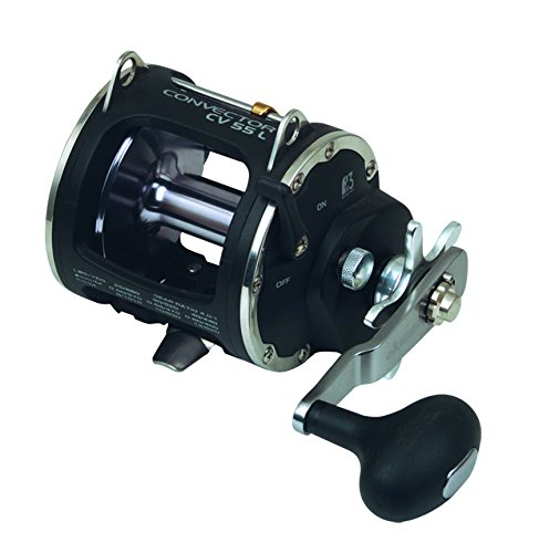Price comparison product image Okuma Convector Star Drag CV-55L Levelwind Trolling Reel (360 Yards- 30LB)