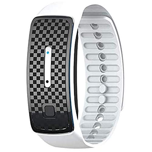 YDong White Repellent Bracelet, Electronic Repellent Wristband Suitable for Babies and Adults