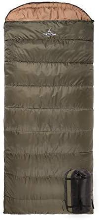 Top 10 Best teton sleeping bag Reviews