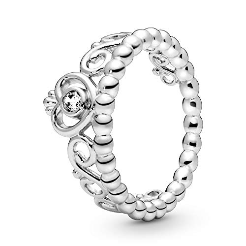 PANDORA My Princess Ring, Silver