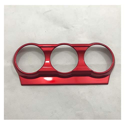 XIAOZHANG ZHANGQIN Ajuste Rojo para Mazda CX-3 CX3 Aire