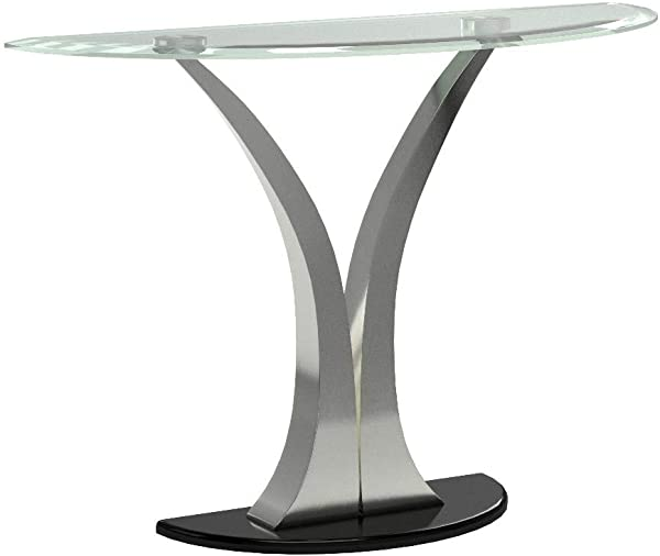 247SHOPATHOME IDF 4727S Sofa Tables Chrome