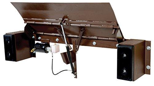Vestil PE-2072 Electric Hydraulic Edge-O-Dock Leveler, Steel, 72