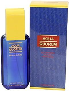 Antonio Puig Aqua Quorum Eau de Toilette Spray for Men, 100ml