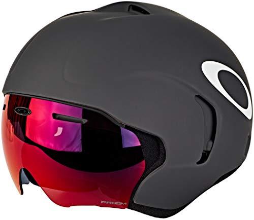 Oakley ARO7 Helm Black Kopfumfang L | 56-60cm 2020 Fahrradhelm