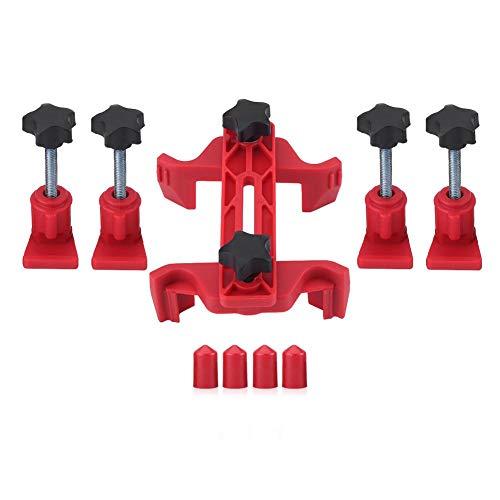Herramienta de bloqueo de leva, kit de distribución principal 9pcs para piñón del motor...