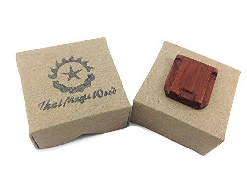 Thai Magic Wood Compatible 19mm Iron Wood hot Shoe Cap Cover Camera Hot shoe Replacement for Fujifilm X-Series X100 X30 X20 XE XA XM X-Pro