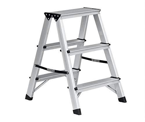 ONE STEP 脚立 4段 折りたたみ アルミ 軽量 伸縮 踏み台 折りたたみ脚立 ステップ台 はしご 梯子 ステップ (三段)