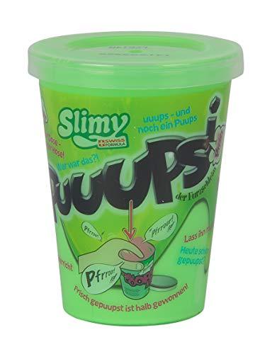Simba 105955857 Slimy Puuupsi Becher (3-fach sortiert, 1 Stück)
