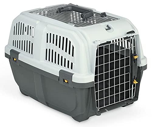 D&S Vertriebs GmbH SKUDO 1 Open IATA Cage de transport pour petits animaux 48 x 31,5 x 31 cm