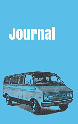 Journal: handy notebook to write in for motoring enthusiasts. 5x8. 120 pages. (US vans and trucks, Band 5)