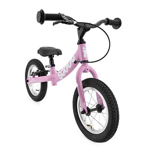 """Ridgeback UK 2018 US Edition Scoot 12"""" Balance Bike (Age 3-6) (Gloss Pink)"""