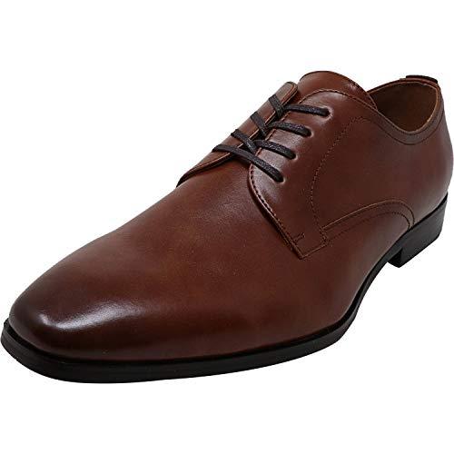 Call It Spring Men's Abaudien Cognac Ankle-High Elastic Oxford - 10M