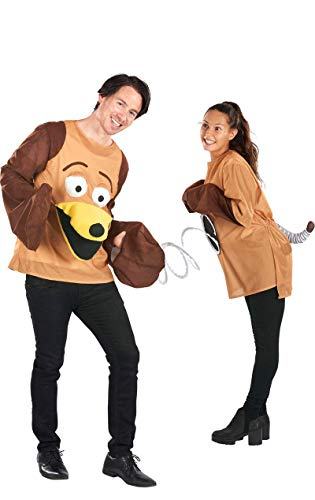 ORION COSTUMES Unisex 2 Person Slinky Pet Fancy Dress Costume