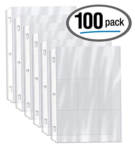 10 best card sleeves with binder for 2020