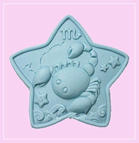 LC Scorpion N295molde Craft Art molde de silicona jabón molde Craft moldes DIY hecho a mano vela moldes