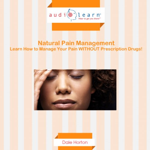 Natural Pain Management AudioLearn cover art