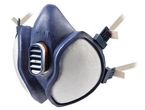 Respirador de máscara M3 HALF 4251 BPSCA 4251 - HE29931