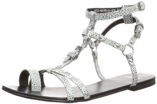 Bronx Badynax Sandals - White/Black - Multicolore - Mehrfarbig (White-Black 978), 39 EU