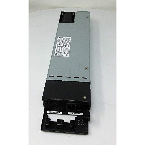 Cisco PWR-C1-1100WAC= 1100W AC Power Supply Spare - IEC 60320 C16 - 1.10 kW - 110 V AC, 220 V AC