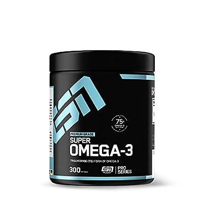 ESN Super Omega-3, 300 Kaps., 415 g