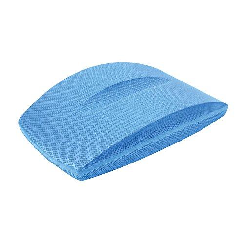 Fitness Mad Unisex Bauchmuskel-Sit-Up-Stützmatte, Blau, Einheitsgröße