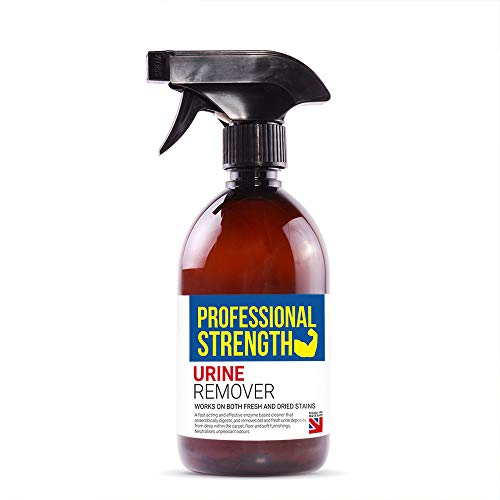 Professional Strength Urine Remover to Rejuvenate Your Sofas, Mattresses and Carpets, Furniture Stain Remover