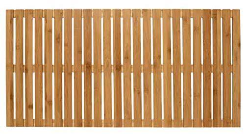 WENKO Baderost Indoor & Outdoor Bambus, 100 x 50 cm