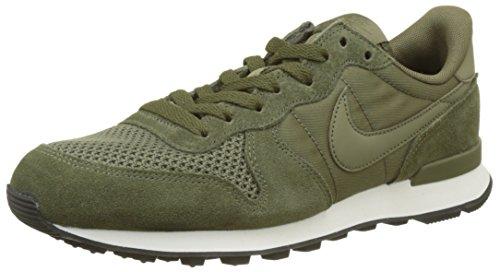 Nike Internationalist Se, Zapatillas de Gimnasia para Hombre, Verde (Medium Olive Medium Olivesail 200), 43 EU