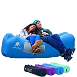Best Festival Chairs - AlphaBeing Inflatable Lounger - Best Air Lounger Review