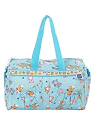 Mee Mee Multifunctional Diaper Bag with Multiple Pockets (Light Blue),Me N Moms,MM-04 BAG_Light Blue