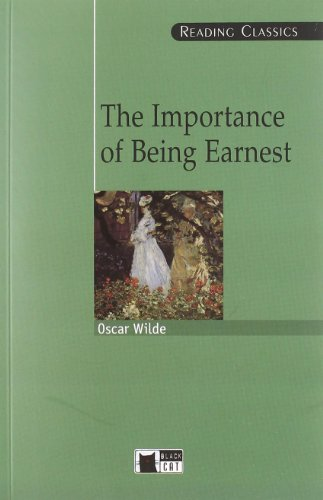 Importance Being Earnest+cd [Lingua inglese]: The Importance of Being Earnest + audio CD