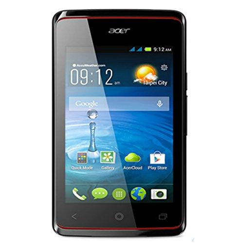 Acer Liquid Z200 Android 4.4 / AndroidデュアルSIM&SIMロックフリー / 4inch ディスプレイ/RAM 512MB / ROM 4GB