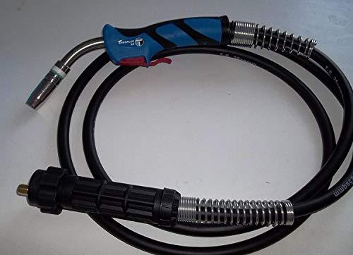 Trafimet Ergoplus 25 Schlauchpaket MB 25 / MB 250 MIG/MAG Brenner 4m komplett mit Euro Zentralanschluss