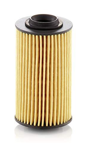 Original MANN-FILTER Filtro de aceite HU 69/3 x – Set de filtro de aceite juego de juntas – Para automóviles