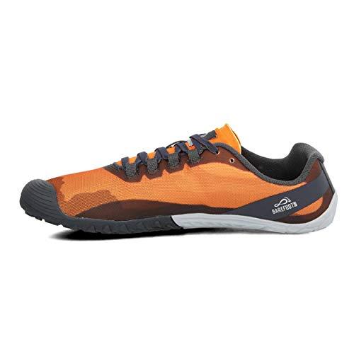 Merrell Men's Vapor Glove 4 Sneaker, Granite, 15 M US