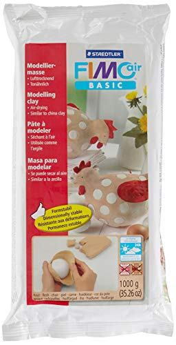 STAEDTLER-8101-43 ST Pasta de modelar secado al aire, color carne (8101-43)