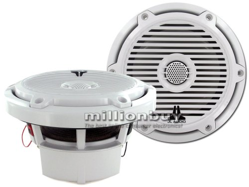 JL AUDIO M650-CCX-CG-WH 6.5' CLASSIC MARINE COAXIAL SPEAKERS NEW PAIR