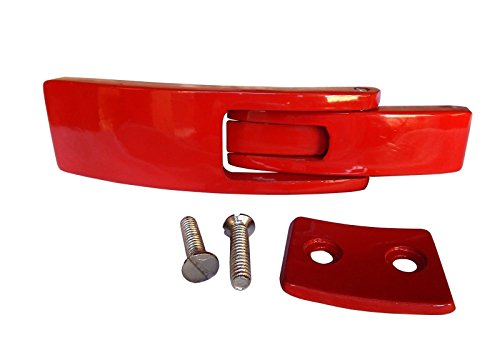 ARD-Champs Replacement Lever for Powerlifting Lever Belts (red)