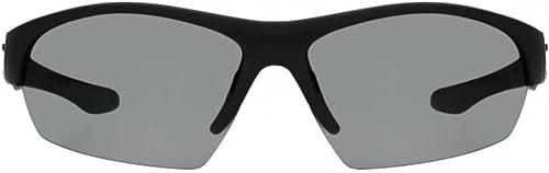lowest Foster Grant Men's outlet sale Driving Driver sale Lens Warp Black Rubber Sunglasses outlet sale