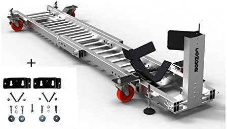 Condor Motorcycle Garage Dolly for Wheel Chock Trailer Stand with Trailer Kit product image