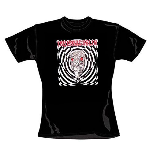 Preisvergleich Produktbild Unbekannt Mars Volta - Girl Shirt Mask (in S)