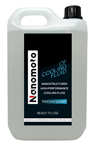 nanomoto CF Cooling Fluid – Liquide Réfrigérant nanotecnologico 2L